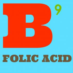 folic acid (vIitamin B9)